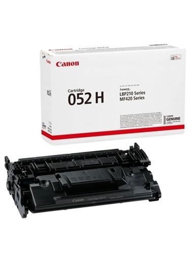 Canon Canon Crg-052H Bk Toner Siyah